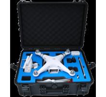 Кейс с ложементом для квадрокоптера DJI Phantom 3